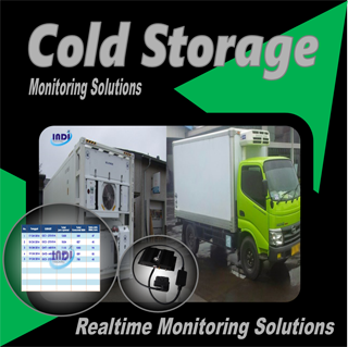 Cold Storage Monitoring System