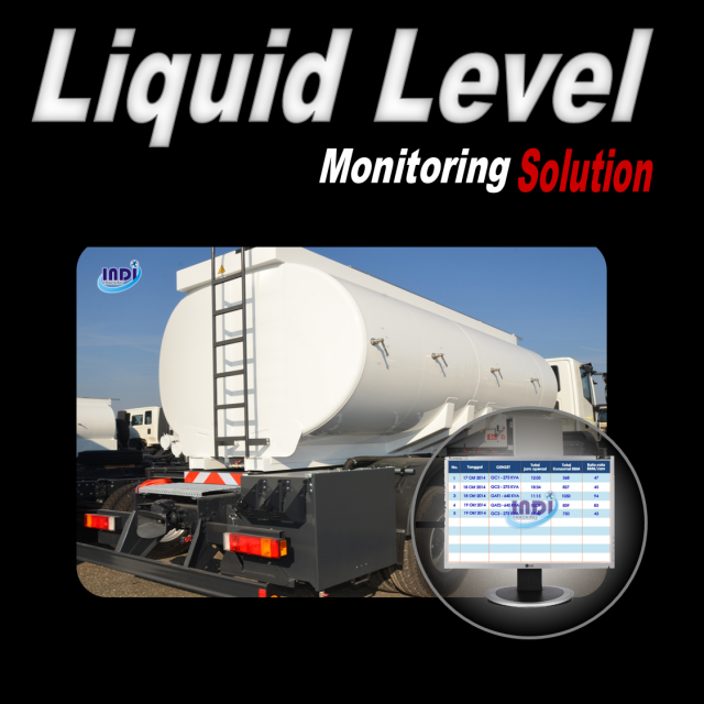 Liquid Level Monitoring System
